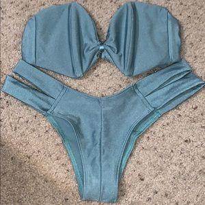 Montce Swim Bikini size large